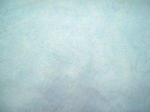 Ljust blå batik