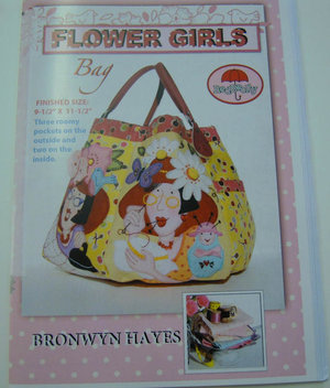 Flower girls bag